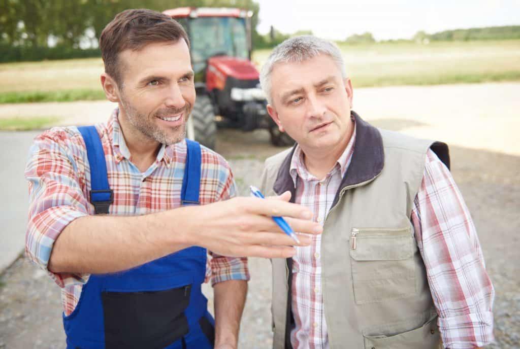 Versicherungen für Landwirtschaftsbetriebe