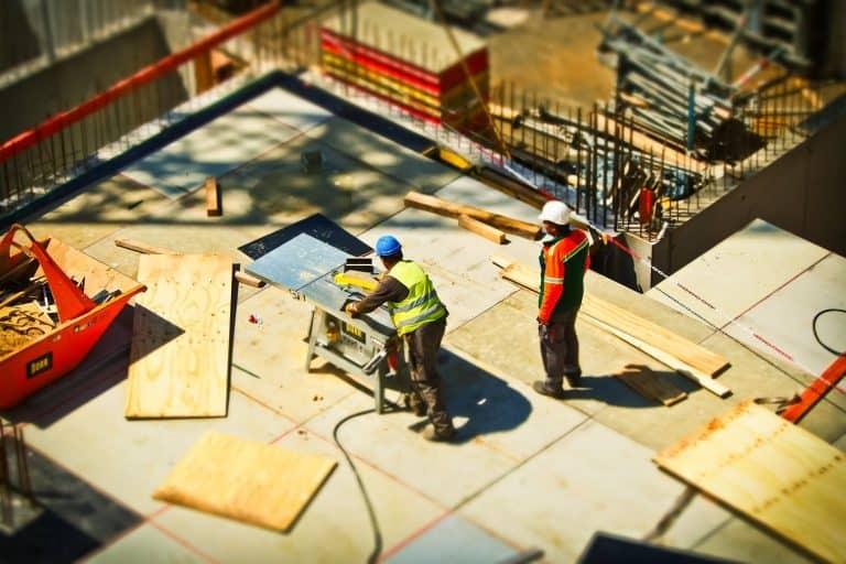 Betriebshaftpflicht für Bauhaupt- und Baunebengewerbe