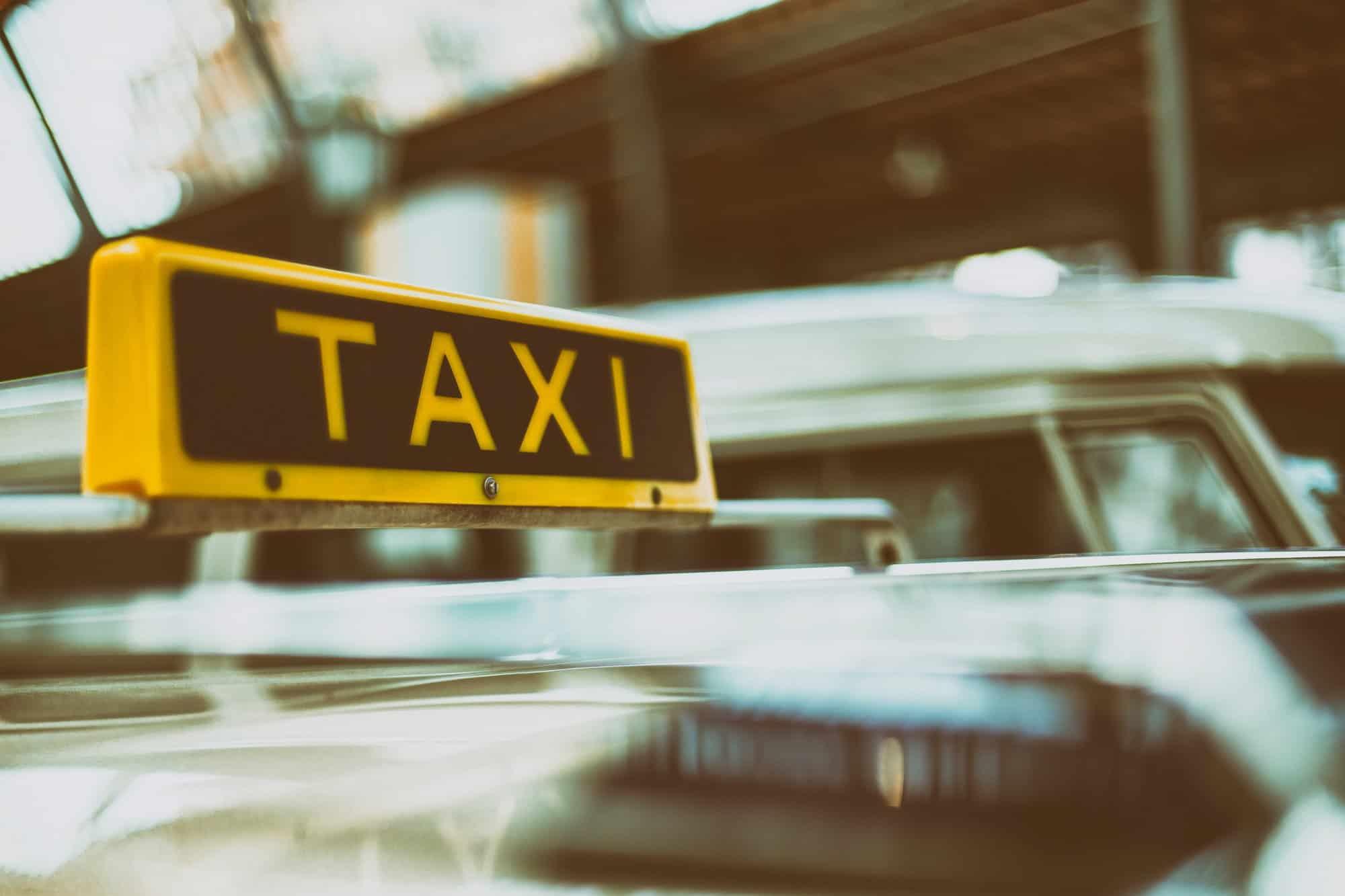 Kfz Flottenversicherung für Taxen
