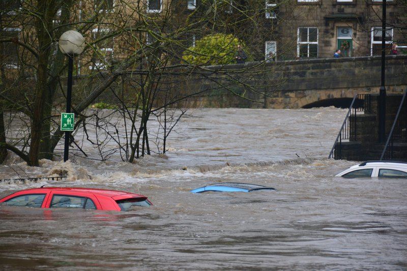 Betriebliche Gebäudeversicherung - Durch den Klimawandel wichtiger denn je
