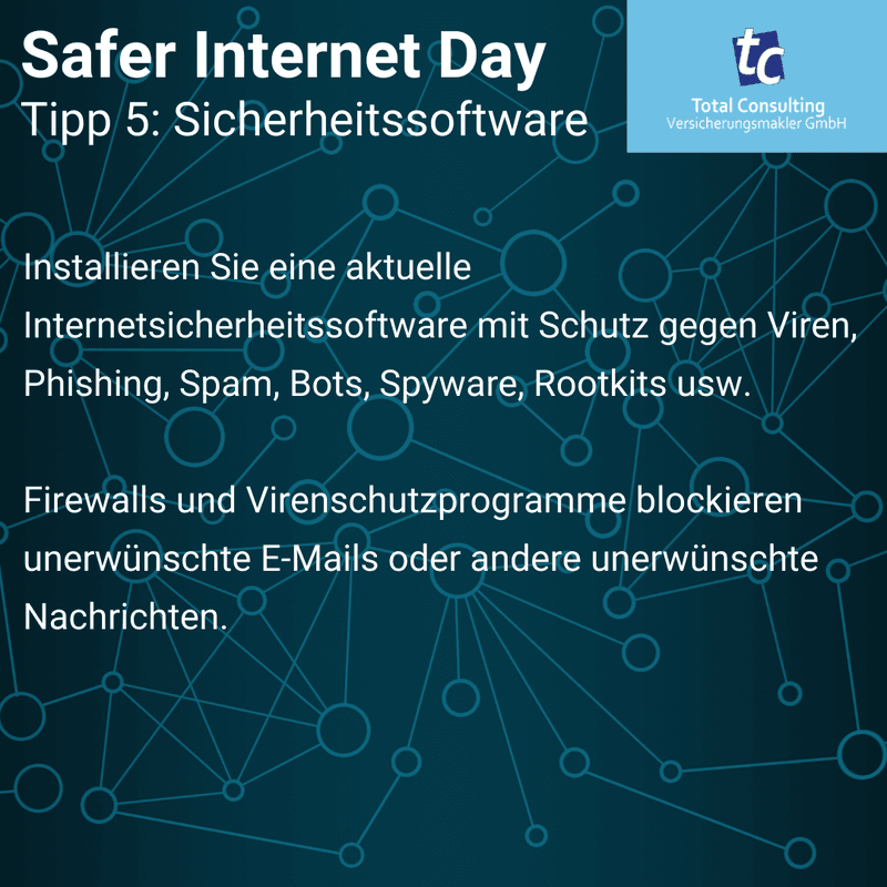 Safer Internet Day Tipp 5