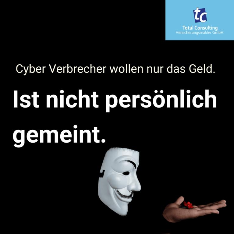 Cyberangriffe - Ist nicht persönlich gemeint